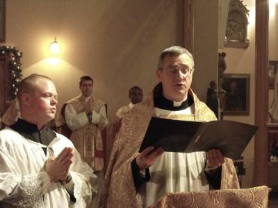 Fr. Cekada at Epiphany