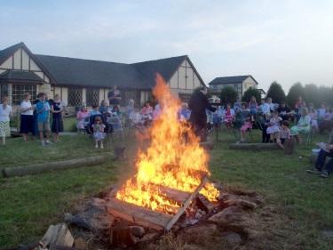 St. John's Bonfire