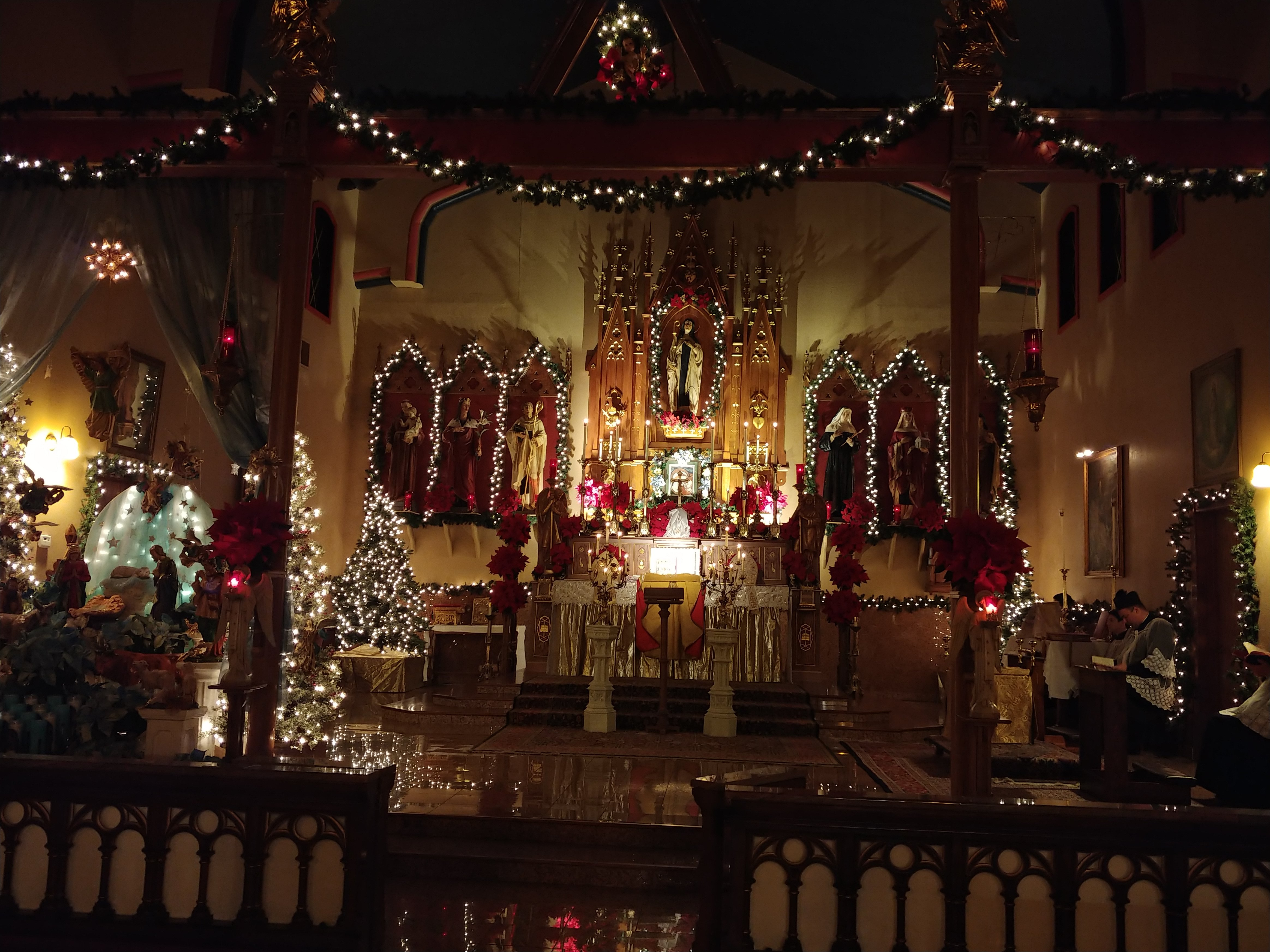 St. Gertrude the Great » Archive » Sunday within the Octave of Christmas